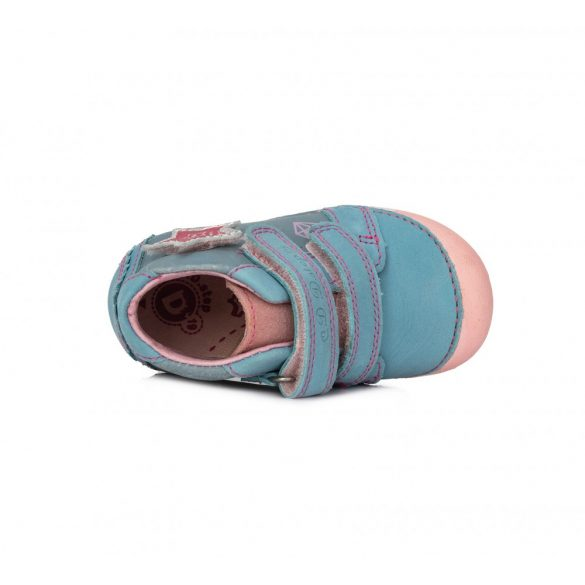 DD Step vízlepergető kislány gyerekcipő #015-173A