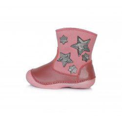 DD Step kislány téli bélelt csizma #015-186A
