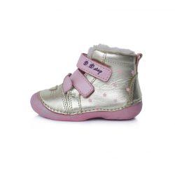DD Step Kislány téli bélelt cipő #015-190