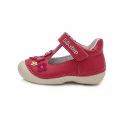 """DD Step kislány """"első lépés"""" nyitott gyerekcipő #015-467B"""