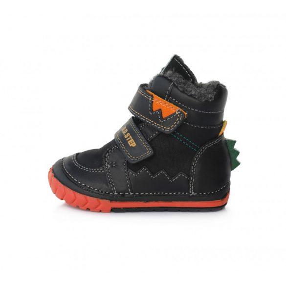 DD Step Kisfiú téli bélelt cipő #029-307A