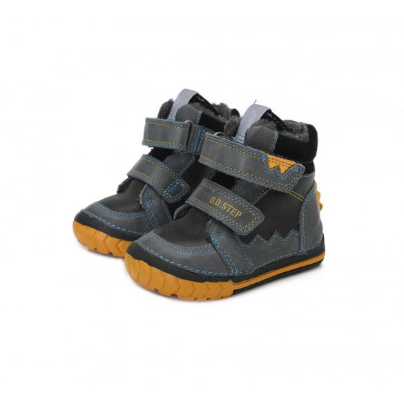 DD Step Kisfiú téli bélelt cipő #029-307B