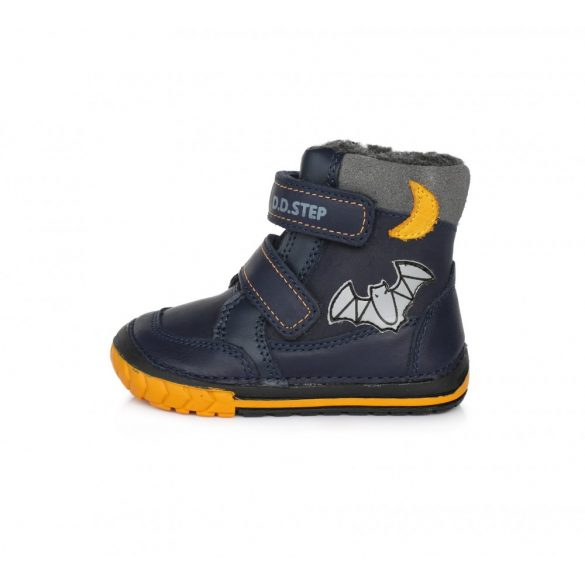 DD Step Kisfiú téli bélelt cipő #029-308B