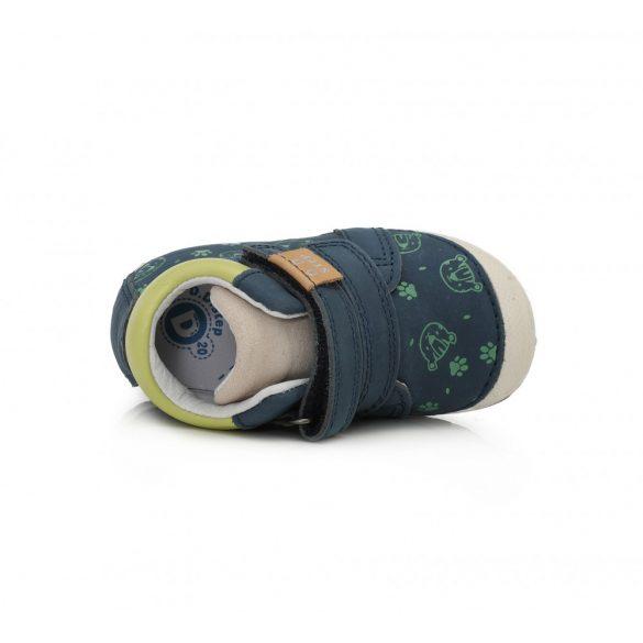 DD Step Vízlepergető kisfiú bokacipő #038-361