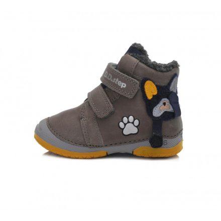 DD Step kisfiú téli bélelt cipő #038-867A