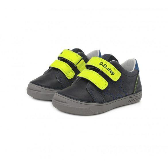 DD Step kisfiú bokacipő #040-168A