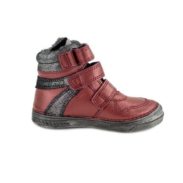 DD Step kislány téli bélelt cipő #040-432B