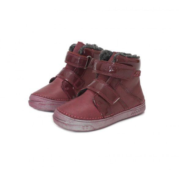 DD Step kislány téli bélelt cipő #040-446B