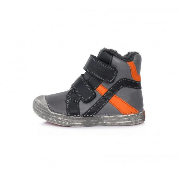 DD Step Kisfiú téli bélelt cipő #049-909B