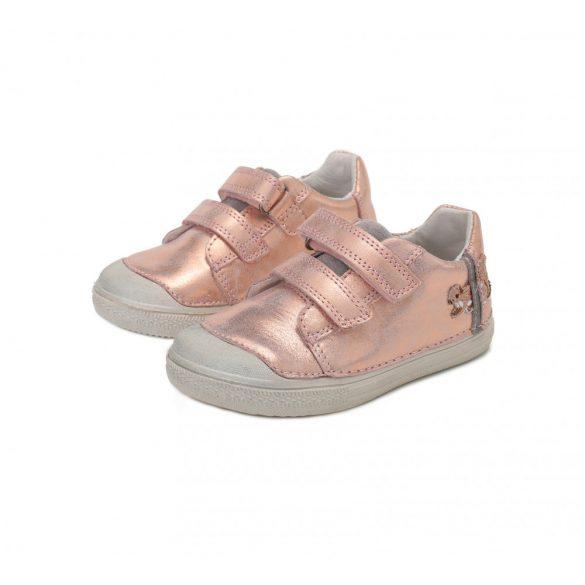 DD Step vízlepergető kislány cipő #049-917E