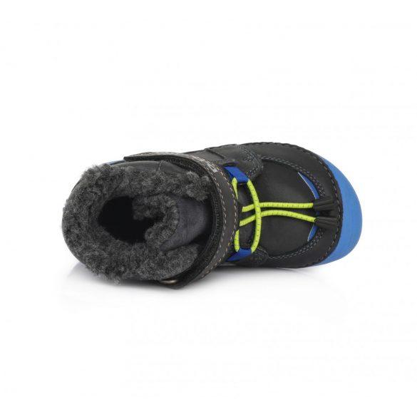 DD Step kisfiú ''Barefoot'' téli bélelt cipő #063-465