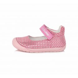 """DD Step kislány """"Barefoot"""" nyitott gyerekcipő #070-980A"""