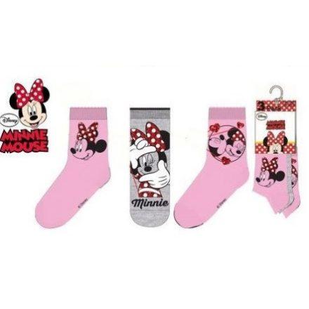 Minnie gyerek zokni (23-26) – 3pár