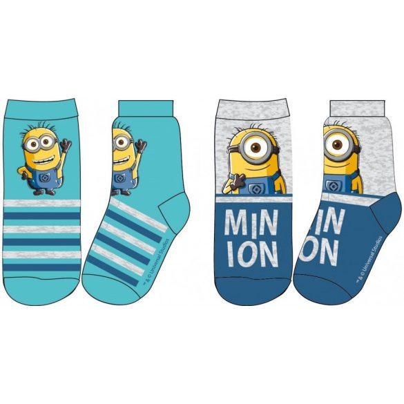 Minyonok gyerek zokni – 2pár