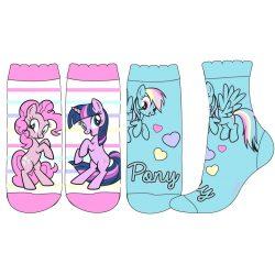 Én kicsi pónim gyerek zokni – 2pár