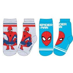 Pókember gyerek zokni – 2pár