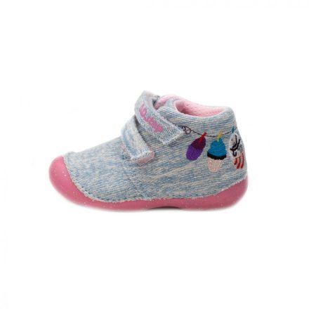 DD Step kislány vászoncipő #C015-408A
