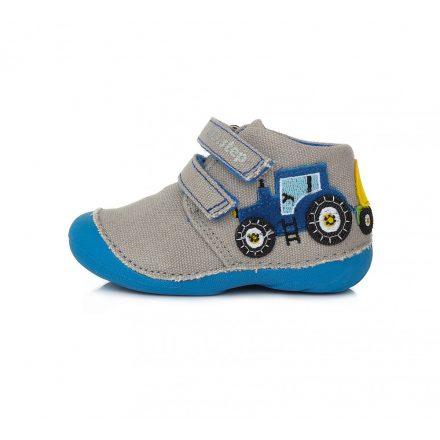 DD Step kisfiú vászoncipő #C015-61