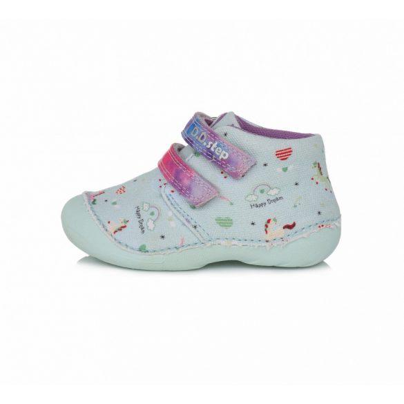 DD Step kislány vászoncipő #C015-822A