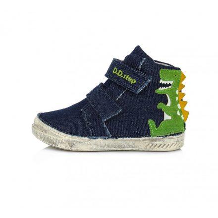 DD Step kisfiú vászoncipő #C040-186