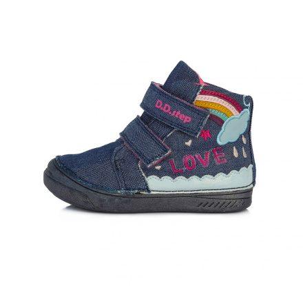 DD Step kislány vászoncipő #C040-237A