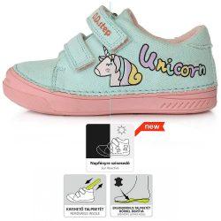 DD Step kislány színváltós vászoncipő #C040-557A