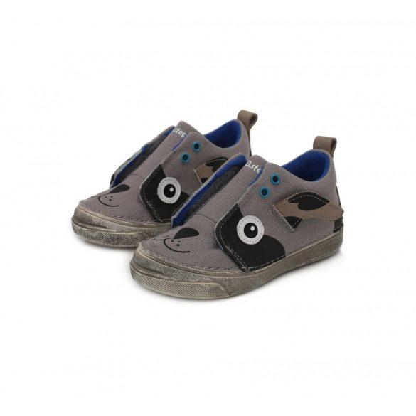 DD Step kisfiú vászoncipő #C040-912