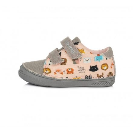 DD Step kislány vászoncipő #C040-949A