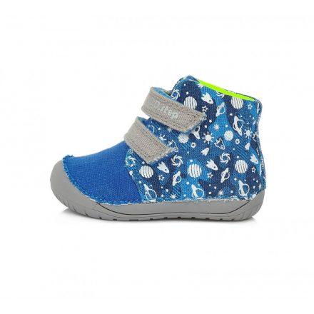 "DD Step kisfiú ""Barefoot"" vászoncipő #C070-816"