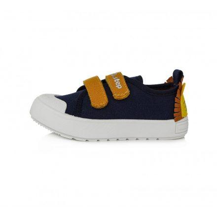 DD Step kisfiú vászoncipő #CSB-119B
