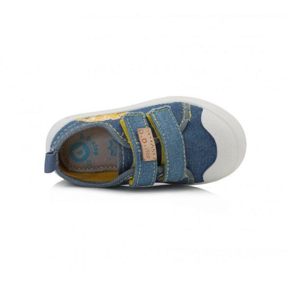 DD Step kisfiú vászoncipő #CSB-124M