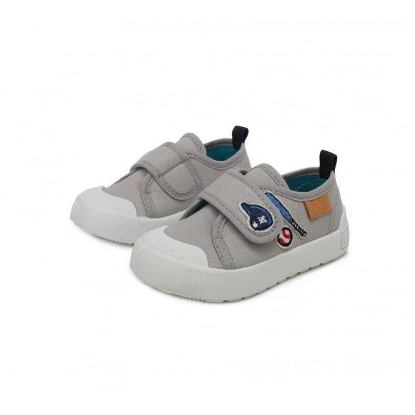 DD Step kisfiú vászoncipő #CSB-136A