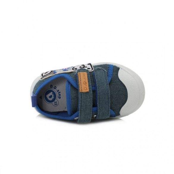 DD Step kisfiú vászoncipő #CSB-137A