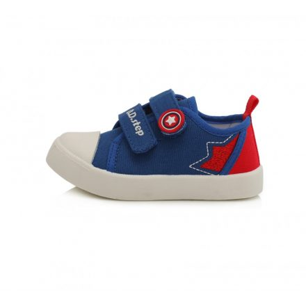 DD Step kisfiú vászoncipő #CSB-139