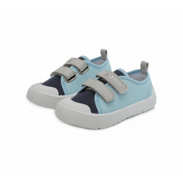 DD Step kisfiú vászoncipő #CSB-147A