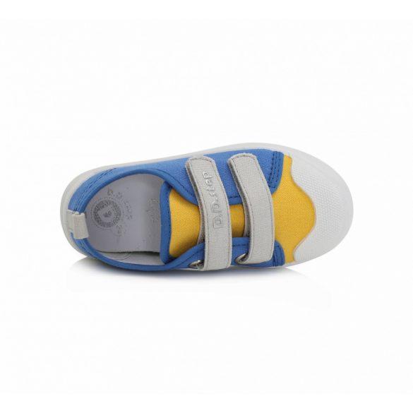 DD Step kisfiú vászoncipő #CSB-147B