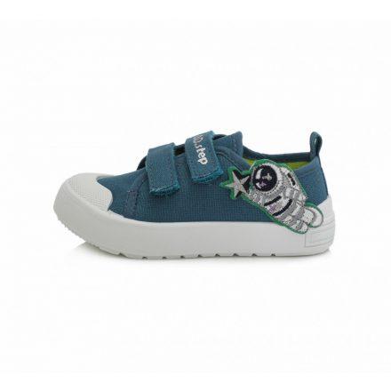DD Step kisfiú vászoncipő #CSB-148