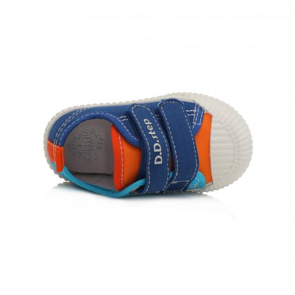 DD Step kisfiú vászoncipő #CSB-683A