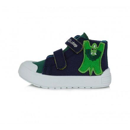 DD Step kisfiú vászoncipő #CSB-75A
