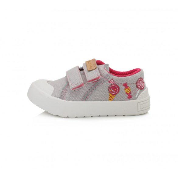 DD Step kislány vászoncipő #CSG-127B