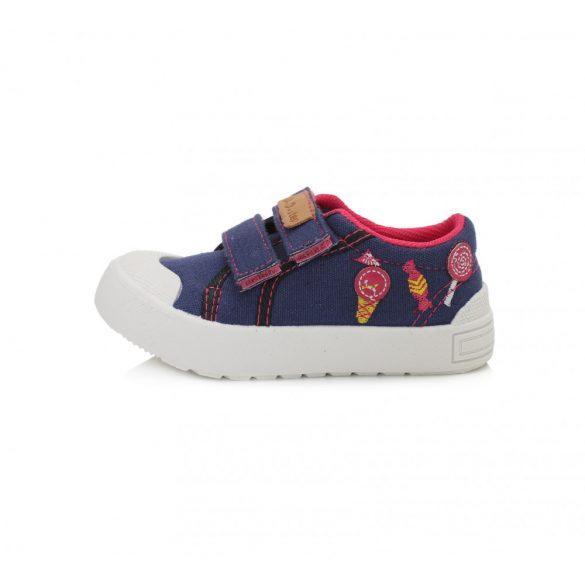 DD Step kislány vászoncipő #CSG-127