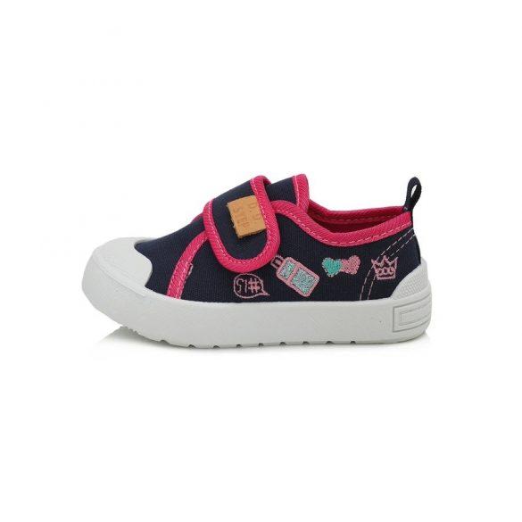 DD Step kislány vászoncipő #CSG-136B