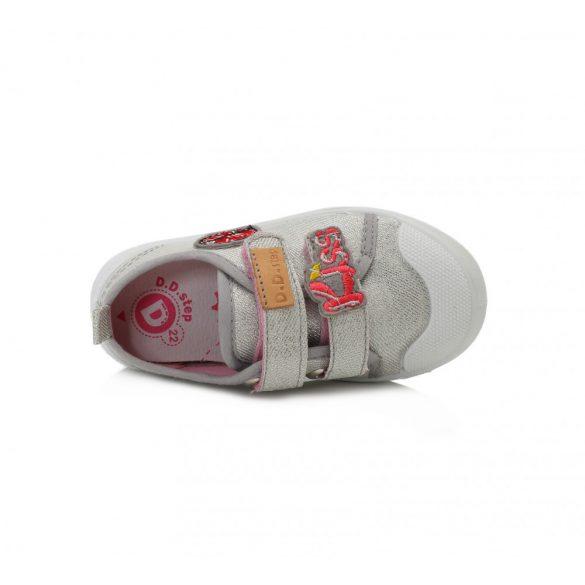 DD Step kislány vászoncipő #CSG-141A