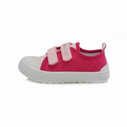 DD Step kislány vászoncipő #CSG-158A