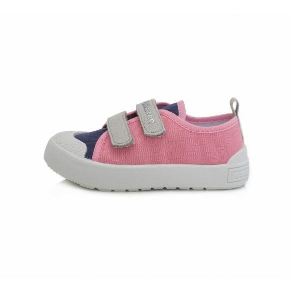 DD Step kislány vászoncipő #CSG-158B