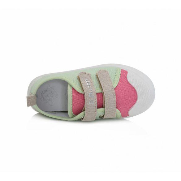DD Step kislány vászoncipő #CSG-158