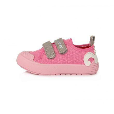 DD Step kislány vászoncipő #CSG-364
