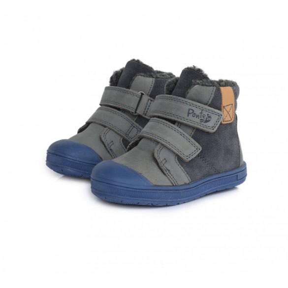 Ponte20 Szupinált kisfiú téli cipő #DA03-1-263A