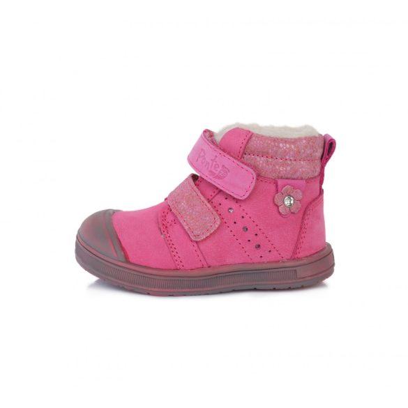 Ponte20 Szupinált kislány téli cipő #DA03-1-369B