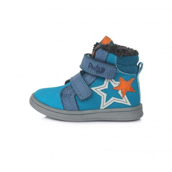 Ponte20 Szupinált kisfiú téli cipő #DA03-1-373C